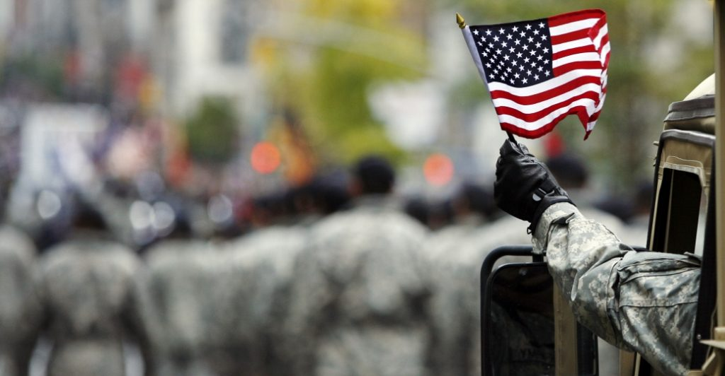 armed-serviceman-at-veterans-day-parade-p