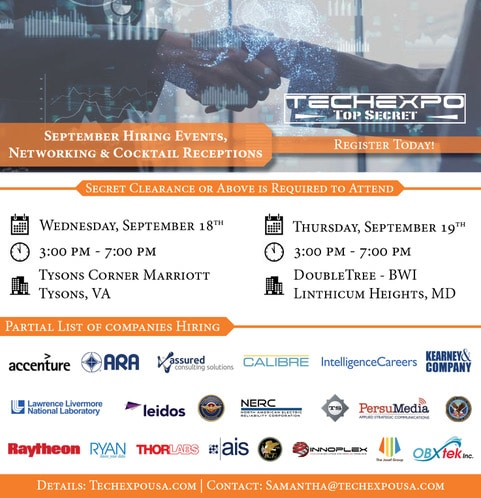 Cyber Security Hiring Event – Veterans News Report